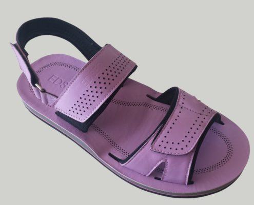 Sandalias personalizadas con plantilla incorporada