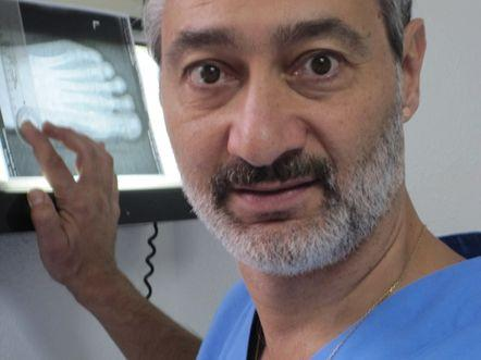 Podólogo Madrid Alberto del Río